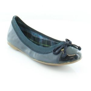 Sperry Top-Sider Elise Women's Flats Navy Blue 7.5